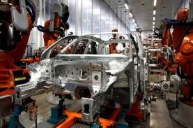 Industri Otomotif Inggris Tunjukkan Pemulihan