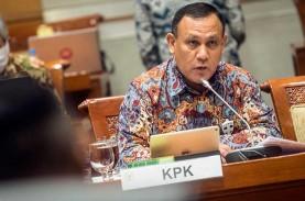 KPK-DPR Kompak Tak Perinci Kasus yang Dibahas di Rapat…