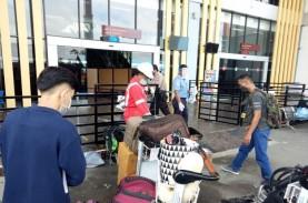 Penerbangan di Bandara Mozes Kilangin Timika Mulai…