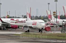 Pandemi Covid-19, Lion Air Group Terbangkan 268 Pesawat