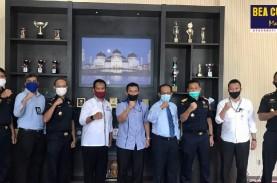 Ini Langkah Bea Cukai dan Polda Aceh Berantas Peredaran…