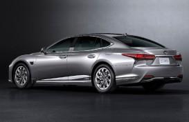Lexus LS Anyar Meluncur, Lima Fitur Utama Alami Pembaruan