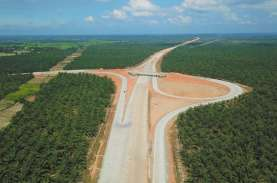 Pemerintah Belum Bayar Dana Talangan Tanah ke Hutama…