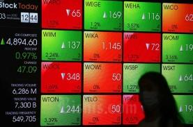 Ringkasan Perdagangan 7 Juli: IHSG Goyah, Rupiah Menang…