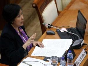 Aida S Budiman Ikuti Uji Kelayakan Kandidat Deputi Gubernur Bank Indonesia