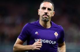 Ribery Dirampok, Ultras Fiorentina Malah Bikin Pernyataan…