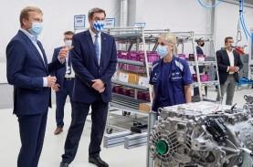 Pandemi Covid-19, Penjualan Mobil Listrik BMW Group…