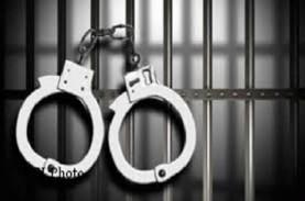 Baru Bebas, Napi Asimilasi Ditangkap Lagi Usai Mencuri…