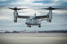 AS Jual 8 Pesawat MV-22 Osprey & Peralatan Lain US$2…