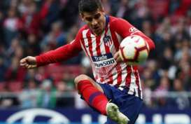 Hasil La Liga : Atletico Diganjal Celta, Valencia Balik ke Jalur 3 Poin