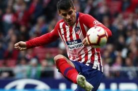 Hasil La Liga : Atletico Diganjal Celta, Valencia…