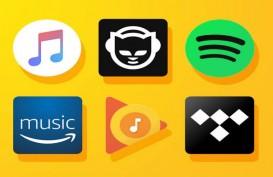 Peringkat 18 Dunia, Nilai Pasar Musik Streaming di Indonesia Tembus Rp2,1 Triliun