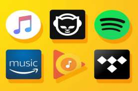 Peringkat 18 Dunia, Nilai Pasar Musik Streaming di…
