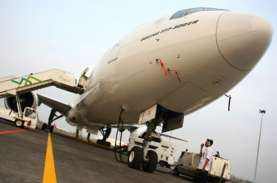 Maskapai Penerbangan Berkelit dari Pailit, Saham Garuda…