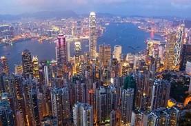 China Resmi Dirikan Markas Keamanan di Hong Kong
