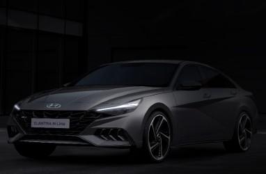 Hyundai Motor Singkap Desain Render New Elantra N Line