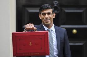 Inggris Cairkan Bantuan US$2,5 Miliar untuk Pekerja…