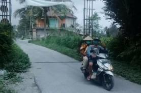 Erupsi Merapi Ancam Magelang, Klaten, Boyolali, Evakuasi…
