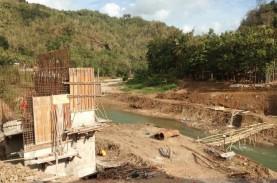 Pembangunan 5 Jembatan di Bantul Rampung 2 Bulan Lagi