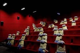 Bioskop Dibuka 29 Juli, Aturan Saat Menonton Belum…