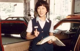 Kyoko Shimada, Wanita Desainer Mobil Pertama