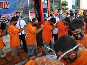 Kerusuhan Pembagian BLT di Madina, Polisi Tetapkan 18 Tersangka