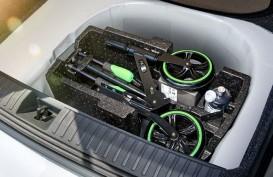 Inovasi Skoda Auto : dari Sepeda Lipat hingga Gesper Bercahaya