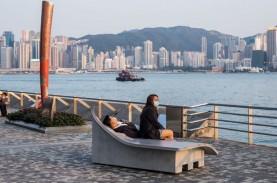 Perusahaan Asing Ramai-Ramai Kosongkan Kantor di Hong…