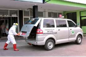 Update Corona 8 Juli: Gugus Tugas Pantau 38.498 ODP