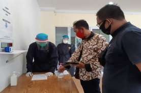 Kasus Covid-19 di Palembang Naik Pesat, Pemkot Sebut…