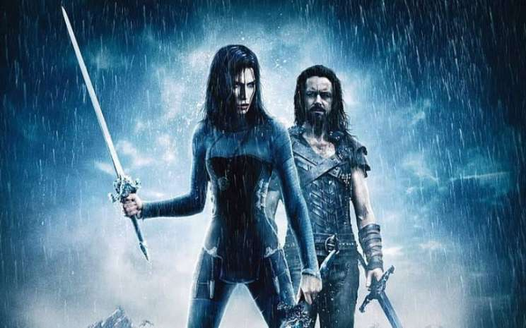 Poster Film Underworld: Rise of the Lycans