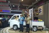 Logistik dan Pengiriman Menggeliat, Suzuki Memaksimalkan Pemasaran