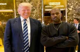 Maju Capres AS, Kanye West Tegaskan Tidak Lagi Dukung Trump