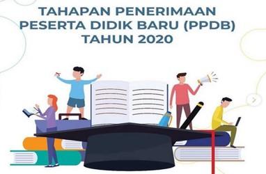 PPDB Jakarta 2020 Ditutup, Kuota Jalur Zonasi Terbanyak