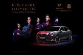 CUPRA Formentor Jadi Mobil Resmi FC Barcelona