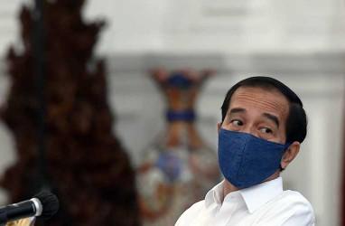 Jokowi Minta Menteri Punya 'Sense of Crisis' dan Kerja Keras