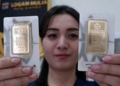 Harga Emas Global Capai Level Tertinggi 8 Tahun, Bagaimana Nasib Emas Antam?