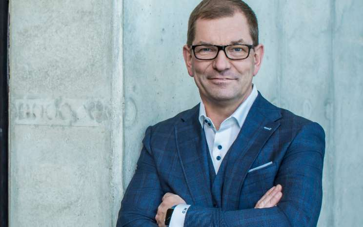 Markus Duesmann, Chairman of the Board of Management of Audi AG. - AUDI AG