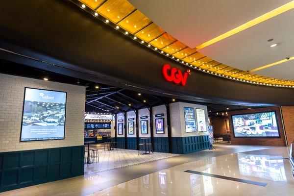Ilustrasi salah satu bioskop CGV Blitz. - istimewa