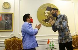 RESHUFFLE KABINET: Manuver AHY Mirip Cara Prabowo untuk Dapat Jabatan Menteri