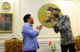 RESHUFFLE KABINET: Manuver AHY Mirip Cara Prabowo…