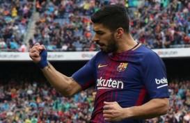 Hasil Lengkap La Liga : Dua Kartu Merah, Barcelona Menang Derby