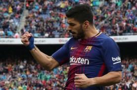 Hasil Lengkap La Liga : Dua Kartu Merah, Barcelona…