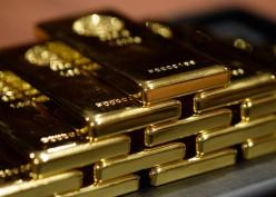Emas Tembus US$1.800, Kepemilikan ETF Catat Rekor