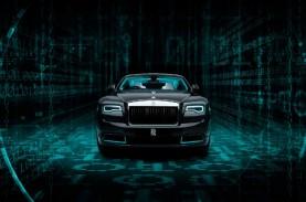 Rolls-Royce Wraith Kryptos, Mobil Koleksi Penuh Kode…