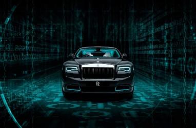 Rolls-Royce Wraith Kryptos, Mobil Koleksi Penuh Kode Rumit