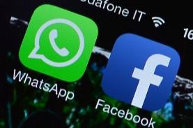Facebook Integrasi dengan WhatsApp, Siap-siap Alami…
