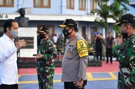 Jokowi Tinjau Food Estate dan Posko Penanganan Covid-19…