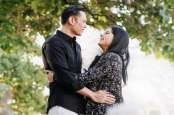 Kata-kata Romantis AHY kepada Anissa Pohan di Ultah Pernikahan