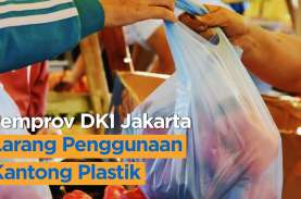 Denda Kantong Plastik bukan untuk Konsumen, tapi untuk…